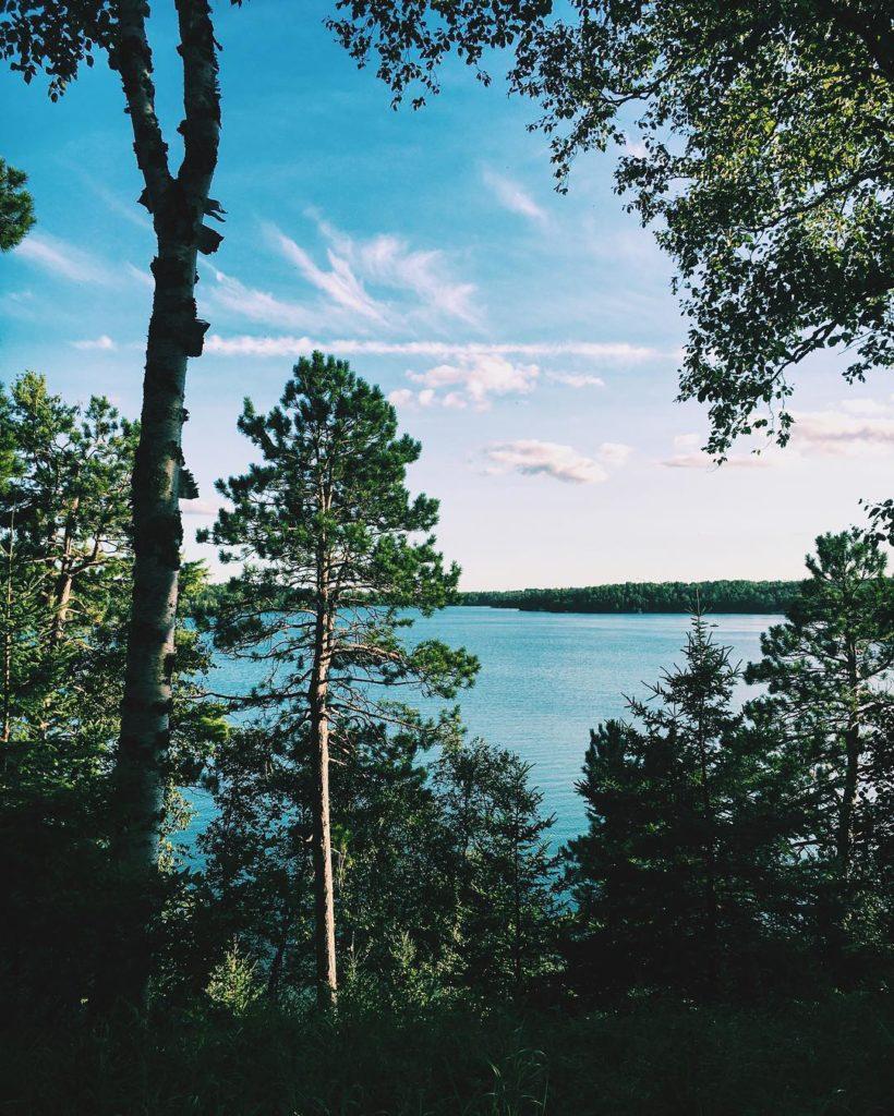 Summer days ☀️ #lakelife Ah o verão! Curtindo a natureza nessa férias!