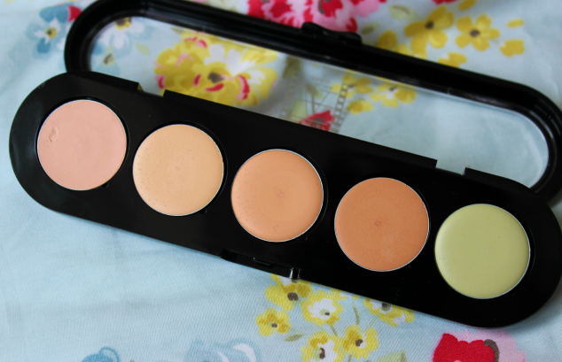 make up atelier concealer palette 2