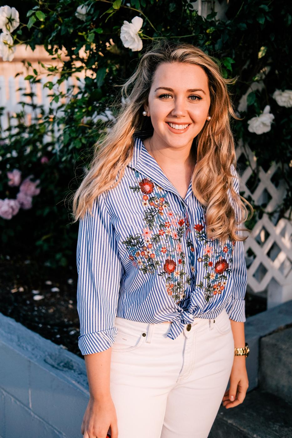 Debora Dahl, spring style