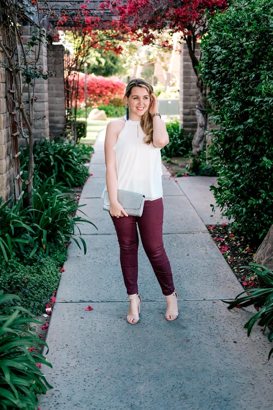 Debora Dahl, LC Lauren Conrad outfit