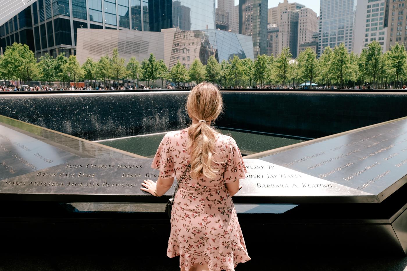 Debora Dahl - 9/11 Memorial