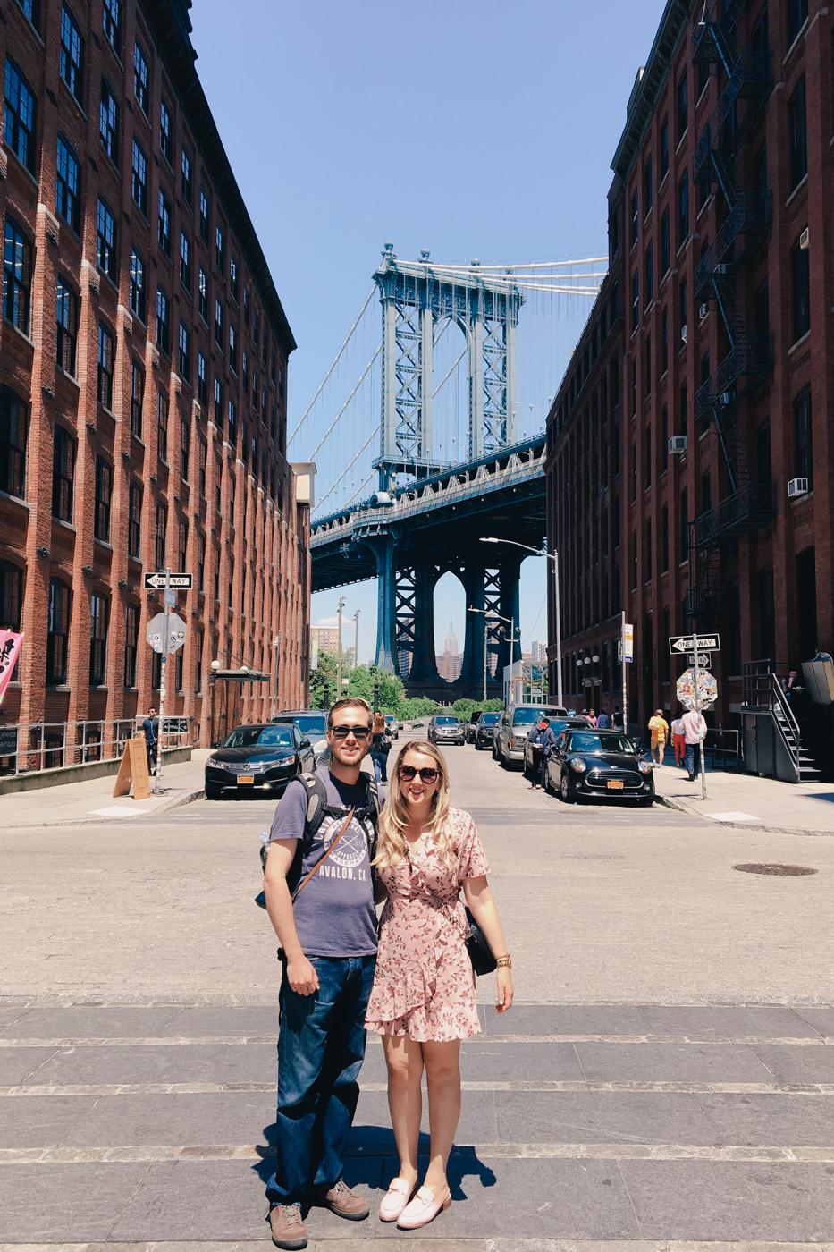 Ben & Debora Dahl, Dumbo Street