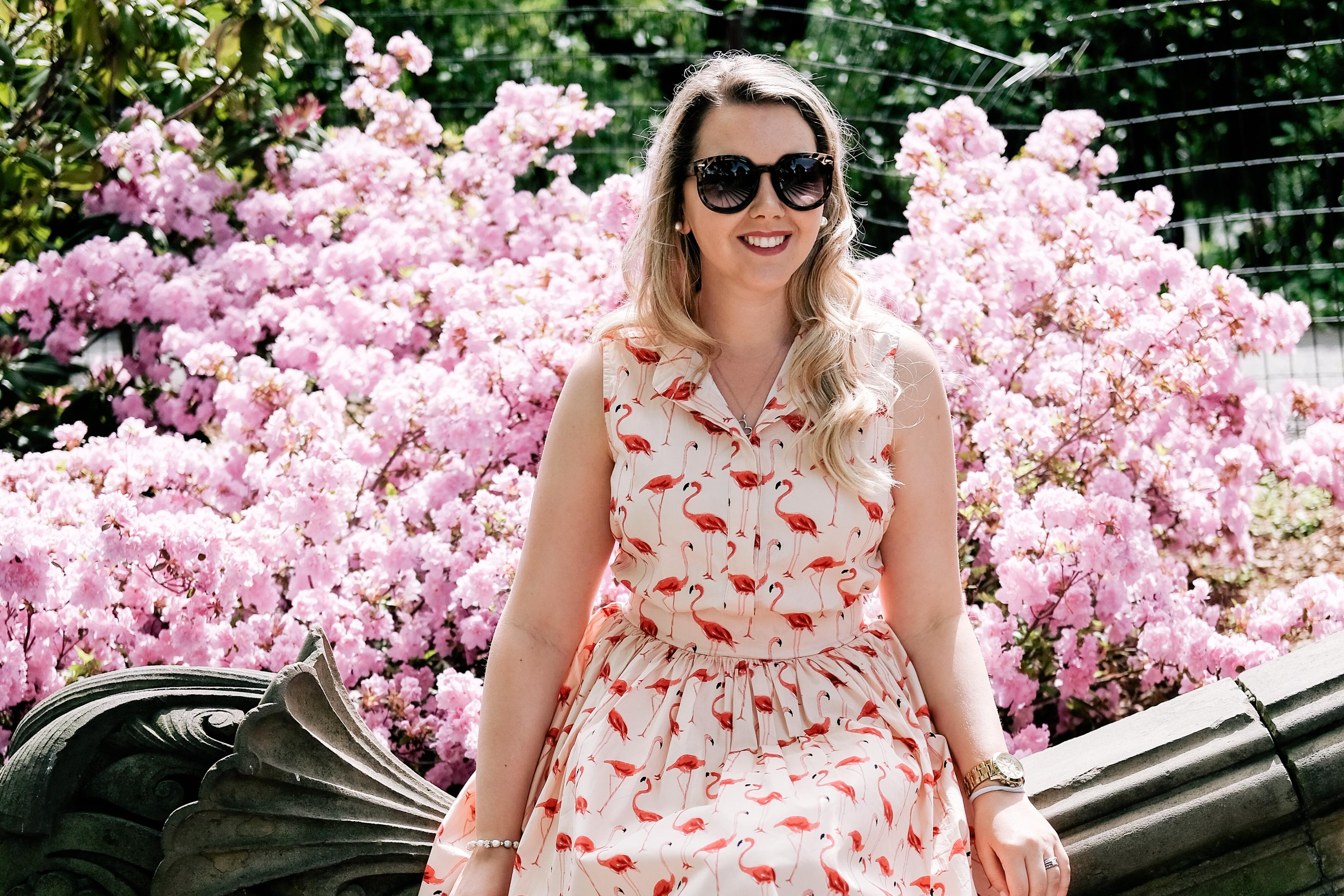 Debora Dahl, Spring in Central Park